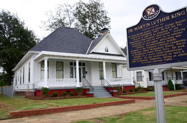 Dexter Parsonage Museum - Montgomery Alabama - Convention & Visitor Bureau | Civil Rights Movement. | Scoop.it