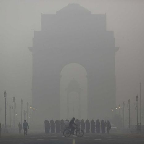 New Delhi imposes driving restrictions to tackle choking smog | Lorraine's  Changing Places (Nations) | Scoop.it