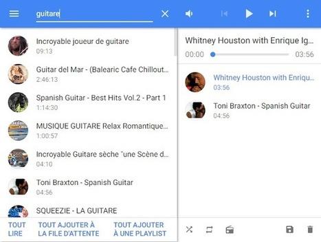 Streamus: une extension qui transforme les vidéos de Youtube en playlist pour écouter de la musique [tuto] | L'e-Space Multimédia | Scoop.it