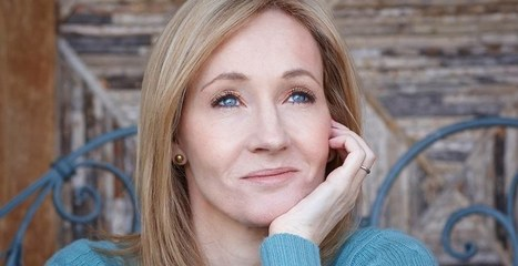 J.K. Rowling writes letter as Dumbledore to girl who lost family | food • marketing • intrigue | Scoop.it