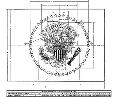 Who Designed the Seal of the President of the United States? | national election | Scoop.it