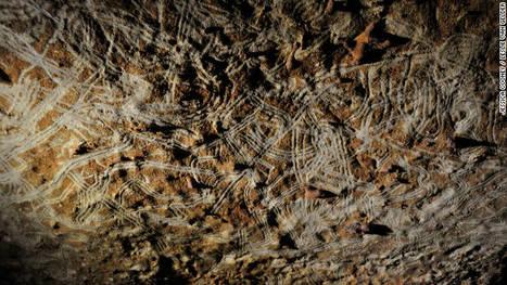 Cave art the work of prehistoric pre-schoolers - CNN.com | Kindergarten | Scoop.it