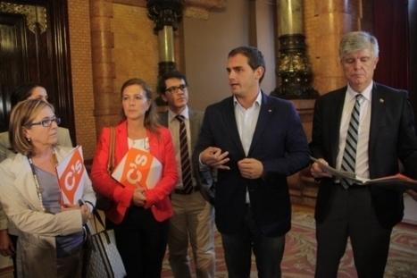 PP i C's marxen del parlament per una moció sobre el feixisme | Apunts de Salvador Guinart | Scoop.it