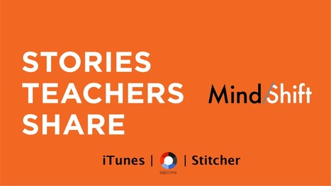What Makes a Teacher Special to a Student? - MindShift | Educational | Scoop.it