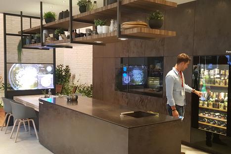 IFA 2016 : Panasonic nous fait rêver avec sa cuisine du futur   Aménagement des espaces de vie   Scoop.it
