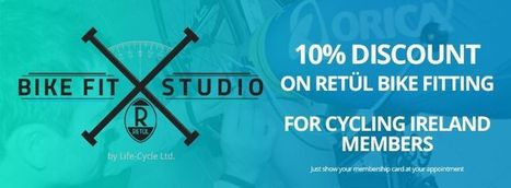 Cycling Ireland | Bike Fit Studio | Bicycle Clothing and Accessories | Scoop.it