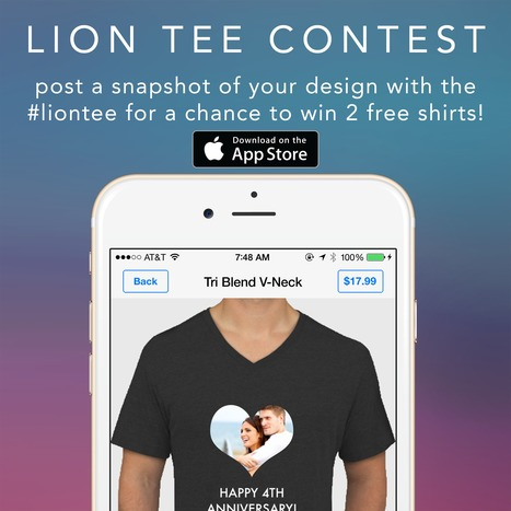 Lion Tee | Instagram Tips and Tricks | Scoop.it