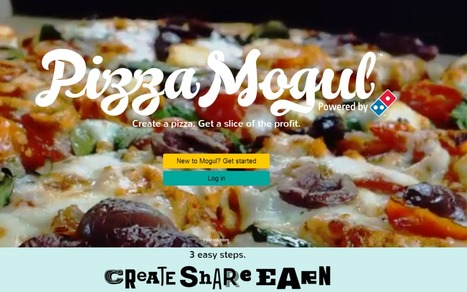 Make Money By Creating Your Own Pizza | Digital Creatives | Scoop.it