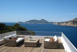 Chalet espectacular en Puerto de Andratx, Mallorca con vistas a Sa Dragonera. Primera linea de mar. | Viviendas de lujo | Scoop.it
