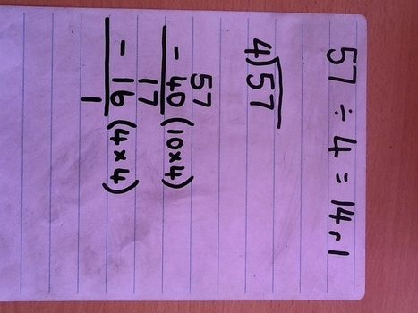 Challenging Chunking   Chunking in Mathematics   Scoop.it