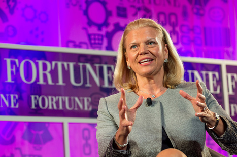 IBM's Ginni Rometty Reveals Watson's Future  | TechCrunch #doctors20 #oncology #digitalhealth | Patients and Medicine | Scoop.it