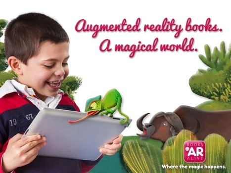 Augmented reality books | i-Fang iT | Scoop.it