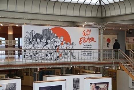 Les grandes expositions temporaires, Will Eisner, du Spirit au roman graphique — Centre Belge de la Bande Dessinée - Musée Bruxelles | Fomations doc | Scoop.it