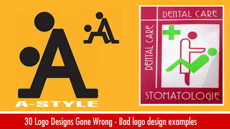 30 Logo Designs Gone Wrong - Bad Logo Design examples for your inspiration | Xposed | Scoop.it