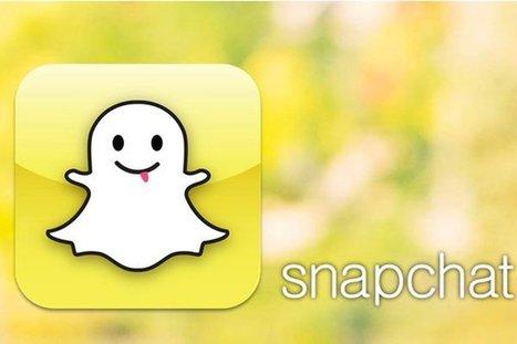 Comment Snapchat a su retrouver grâce aux yeux des investisseurs | Environnement Digital | Scoop.it