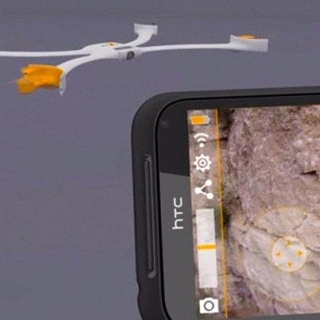 Nixie wearable camera drone wins Intel's $500,000 tech challenge | Wearables | Drones | 21st Century Innovative Technologies and Developments as also discoveries, curiosity ( insolite)... | Scoop.it