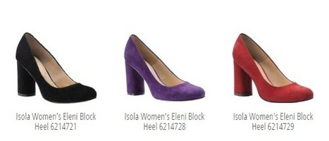Pete's shoes pump collection especially picked by Fashion experts for women | shoes online shop | Scoop.it