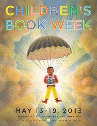 Children's Book Week 2013: Send Us Your Shout-Outs! | | Book Week 2013 Read Across the Universe | Scoop.it