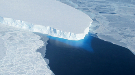 Global melt: Satellite images show that Antarctica loses 159 gigatons of ice each year | Heal the world | Scoop.it