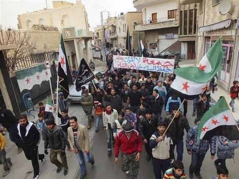 Jihadist-backed rebels take Syrian army command post | Psycholitics & Psychonomics | Scoop.it