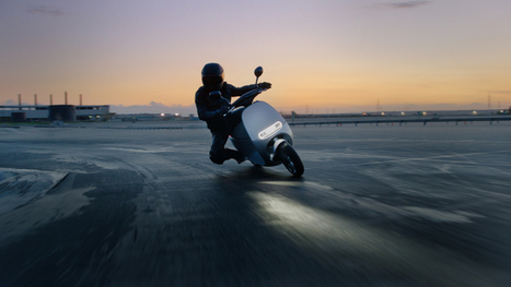 This souped up electric scooter could transform energy use in cities | Katie Fehrenbacher | GigaOM Clean Tech News | Restaurant business | Scoop.it