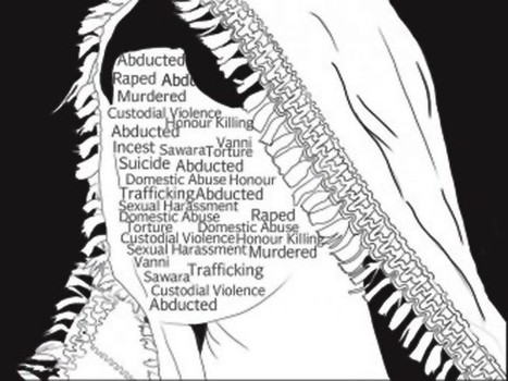 Downward spiral: 'Violence against women is the norm' – The Express Tribune | Women In Media | Scoop.it