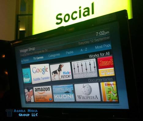 Social TV - Convergence is Coming   Business Communication 2.0: Social Media and Digital Communication   Scoop.it