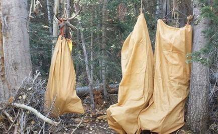 Quartering Meat Bags For Elk Hunting - Racksacks | Games | Scoop.it