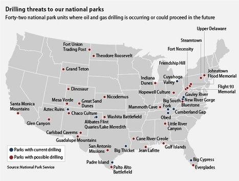New Report Details How National Parks Are Threatened By Oil And Gas Drilling | Conservation - National Parks - Environnement | Scoop.it