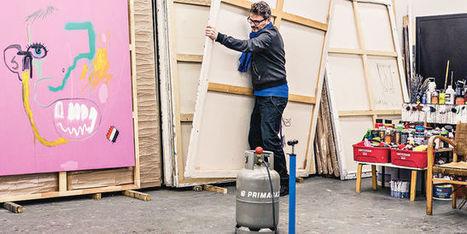 Molenbeek est (aussi) un repaire d'artistes | Notre revue de presse | Scoop.it