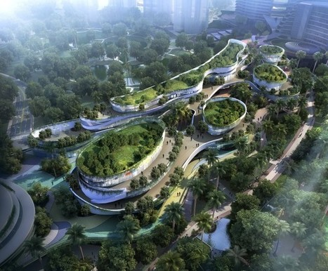 Forest City Brings 4 Artificial Islands to Southeast Asia > ENGINEERING.com | Great Urban Place Making | Scoop.it