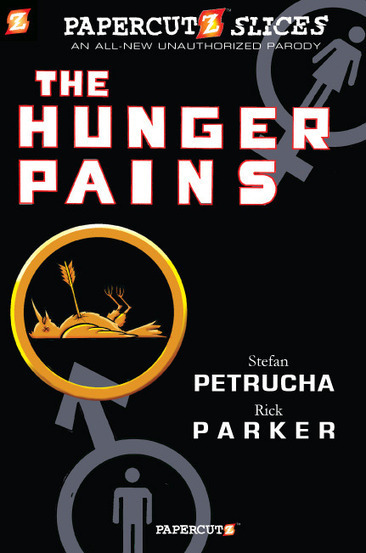 Preview: The Hunger Pains « Good Comics for Kids   librariansonthefly   Scoop.it