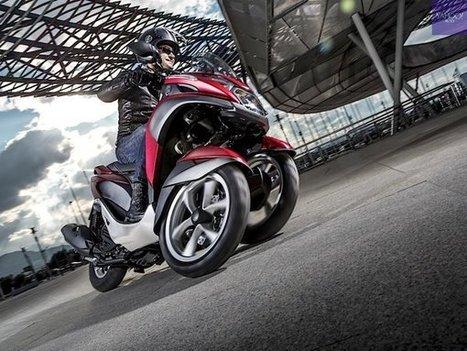 Yamaha Tricity [scooter 125 cm3] - Yahoo Autos France | NEWS actus Motorisés | Scoop.it