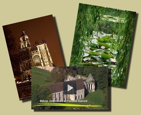 EureTourisme- Site officiel du tourisme de l'Eure en Normandie | Mon CDT sur le Ouèbe | Scoop.it