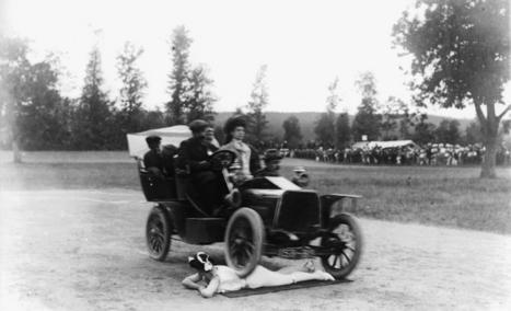 L'audacieuse démonstration de la femme écrasée au Bugue en 1908 | Rhit Genealogie | Scoop.it