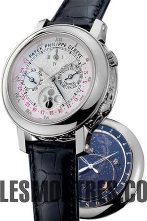 Patek Philippe Sky Moon Tourbillon 5002G Replique | replique montres pas cher | Scoop.it
