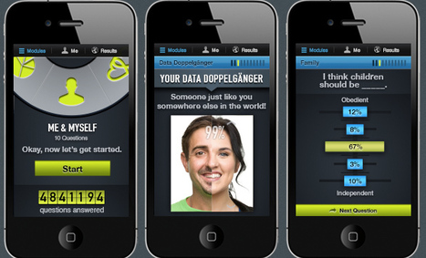 """Crowdsourcing app will """"measure the world"""" for a week through smartphones   Collective intelligence   Scoop.it"""
