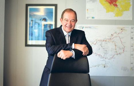 Patrick Ollier : le Grand Paris de l'architecture est lancé   Le Grand Paris sous toutes les coutures   Scoop.it