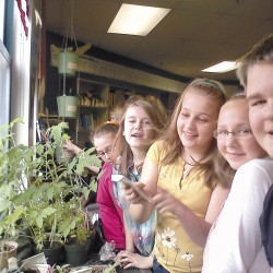 """Students learn useful skills by tending orchards, gardens — Bangor ... 