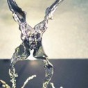 Human Faces Emerge from Splashes of Stainless Steel by Johnson Tsang | Colossal | Dragons Hoard | Scoop.it