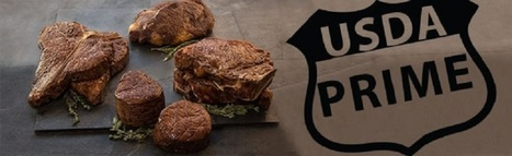 USDA Prime Black Angus Beef   Gourmet Food Items   Scoop.it