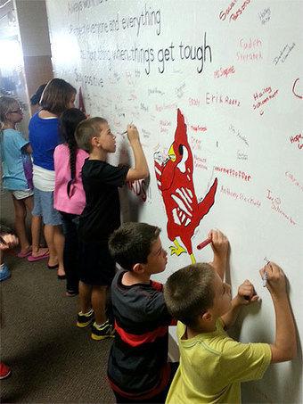 School-wide Agreement at Columbus Middle School | 6-8 | Scoop.it