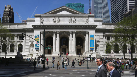 Public Library Abandons Plan to Revamp 42nd Street Building | ABCDaire : architecture, bibliothèque, culture, design | Scoop.it