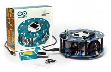 ¡Ya está aquí el Arduino Robot! « CompluBlog | Open Source Hardware, Fabricación digital, DIY y DIWO | Scoop.it
