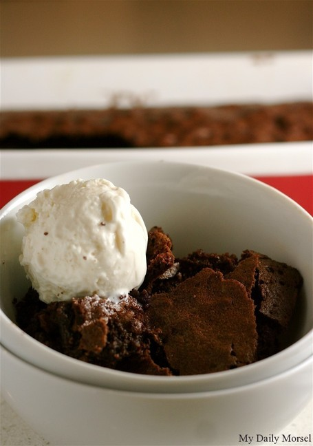 Brownie Pudding | À Catanada na Cozinha Magazine | Scoop.it