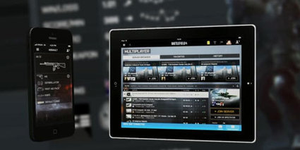 Battlelog 2.0 Now available on iOS and Android Devices, Battlefield 4 Section is Open | battlelog | Scoop.it