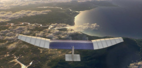 A New Facebook Lab Plans to Deliver Internet Access by Drone | Amazing Science | Scoop.it