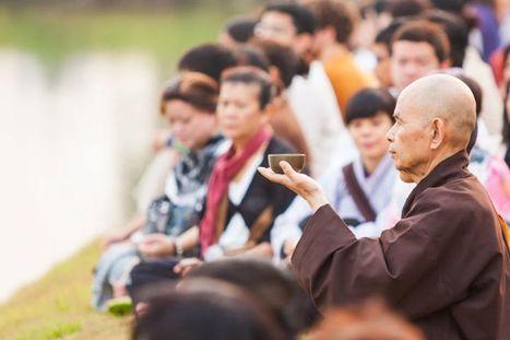 An lạc trong từng bước chân- Thiền sư Thích Nhất Hạnh   Hữu Hiệp   Scoop.it
