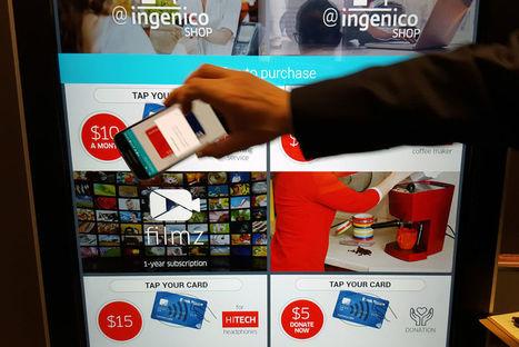 [NRF 2016] Le paiement NFC à l'honneur dans le Lab Ingenico | NFC marché, perspectives, usages, technique | Scoop.it
