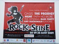 Rock en Seine - Affiches - MHF   News musique   Scoop.it